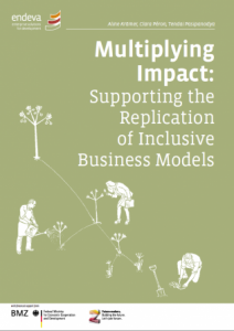 Multiplying impact: shows how to support replication of successful models
