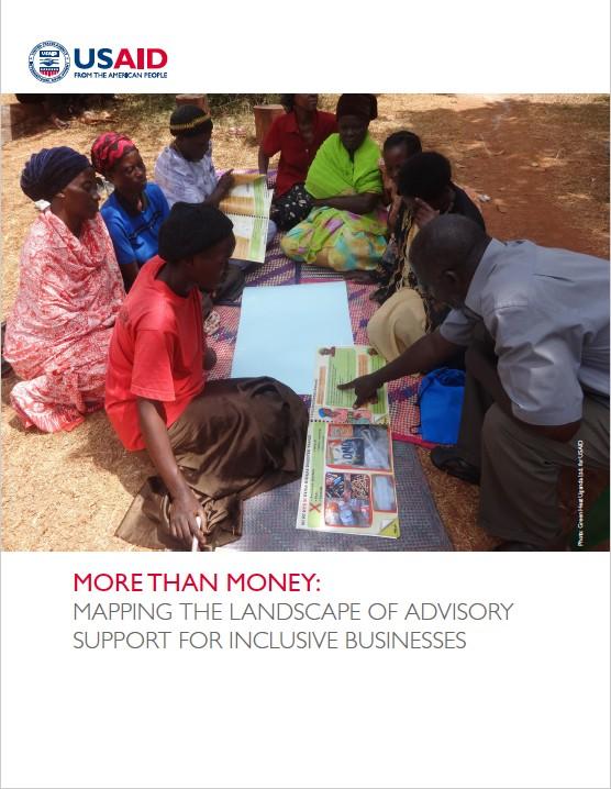 more than money USAID
