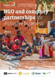 NGO and company partnerships for inclusive business